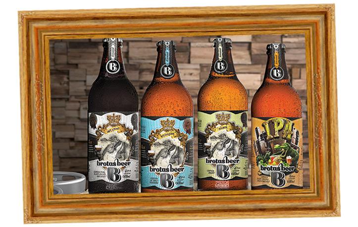 Cerveja e Chopp Artesanal de Brotas - Brotas Beer