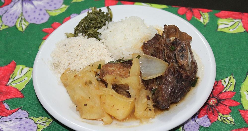 Costela com Mandioca - Festival Gastronômico