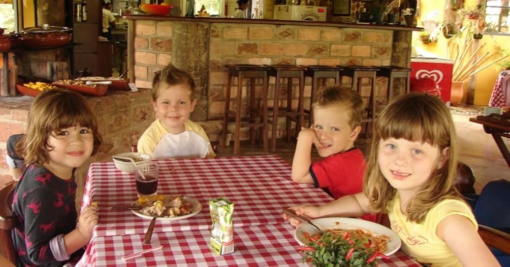 Hotel Fazenda para Crianças
