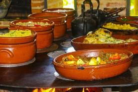 Restaurante Jacaúna – Fogão à Lenha
