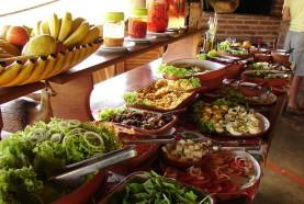 Restaurante Jacaúna – Hotel Fazenda SP