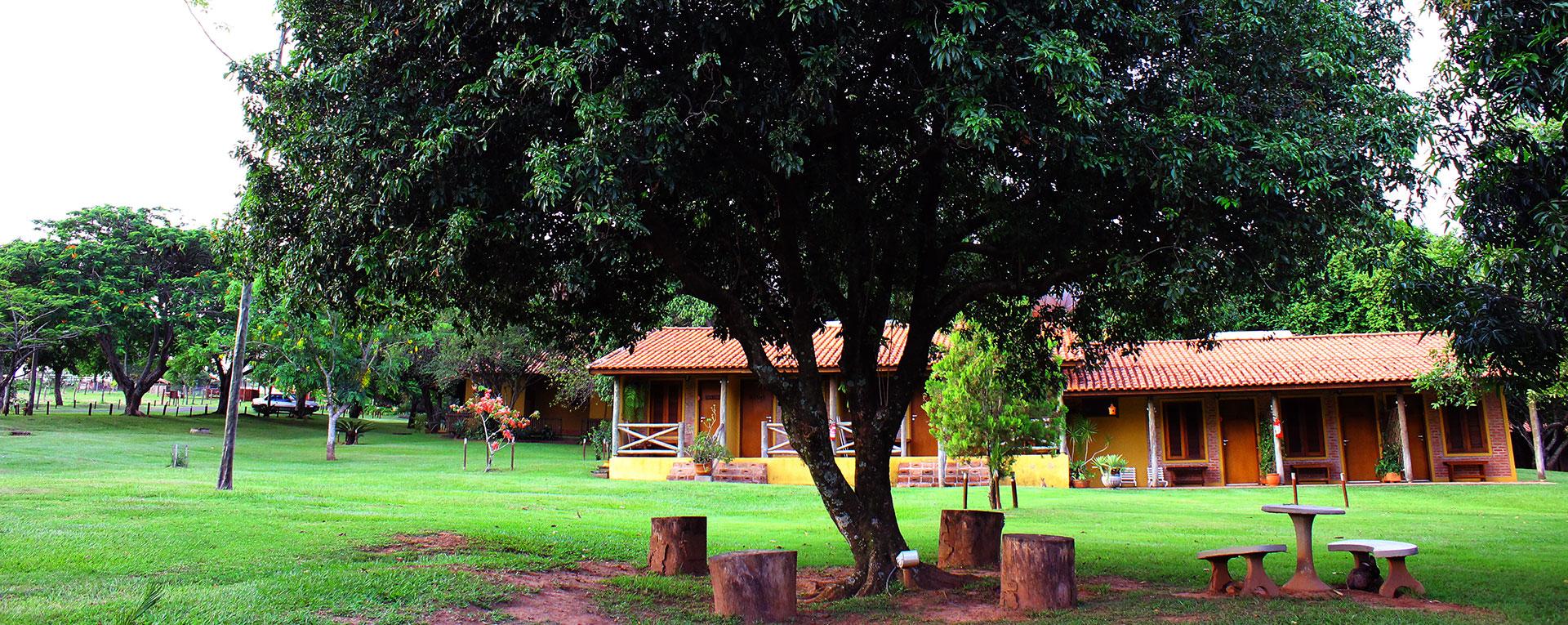 Hotel Fazenda em Brotas