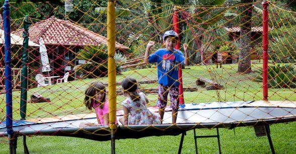 Hotel Fazenda SP | Hotel Fazenda Jacaúna | 12 de Outubro em Brotas