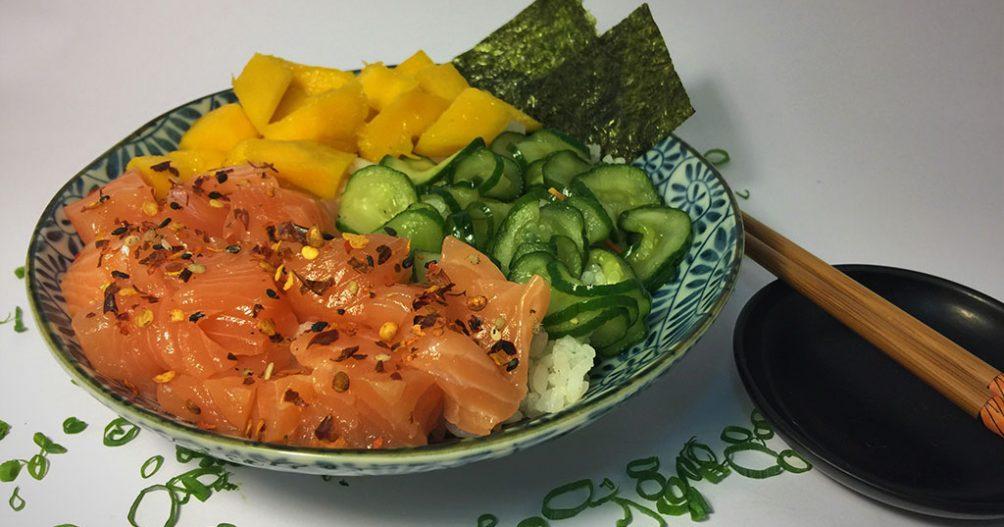 Nikkey Sushi - Poke