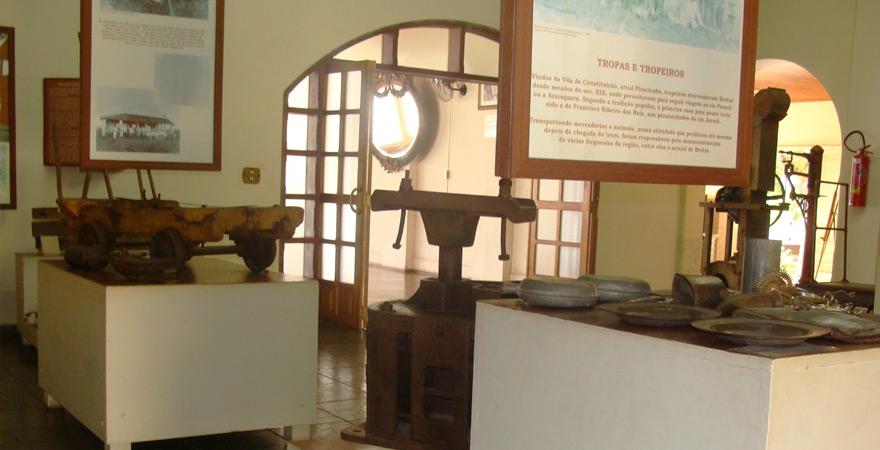 Museu do Café em Brotas