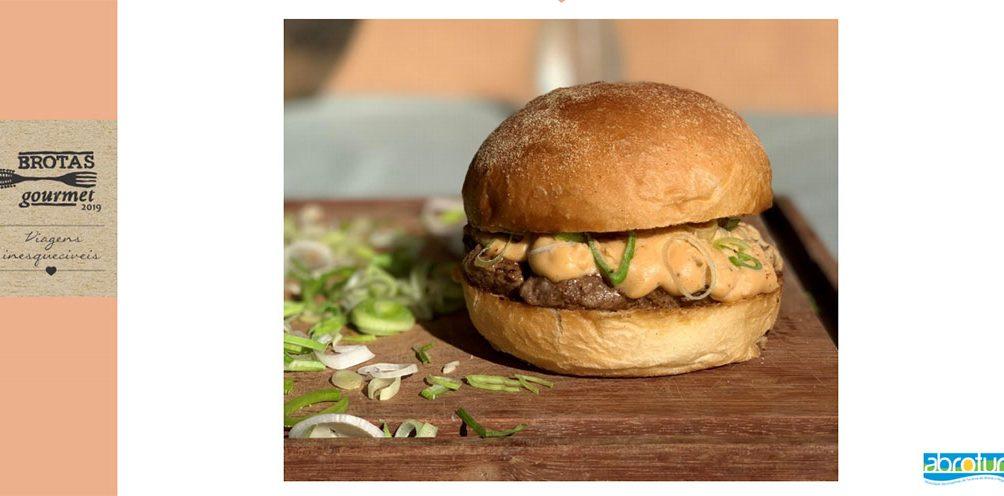 Da Roça - Burger palmito cremoso